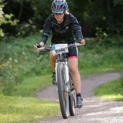 Cycling 94 km - Cecilia Björklund (9146)