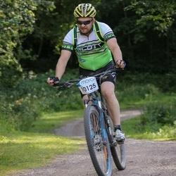 Cycling 94 km - Henrik Buhr (10125)