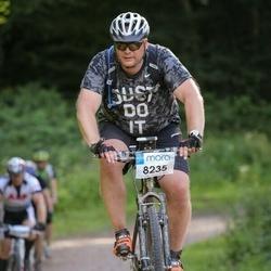 Cycling 94 km - Edward Klompmaker (8235)