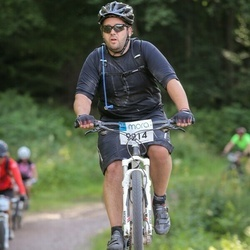 Cycling 94 km - Daniel Karlsson (9214)