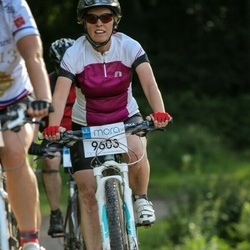 Cycling 94 km - Monica Andersson (9603)