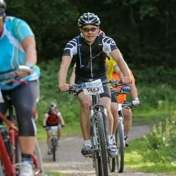 Cycling 94 km - Henrik Lindborg (9884)