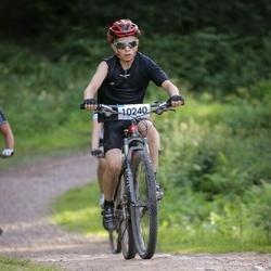 Cycling 94 km - Dominique Sjödin (10240)