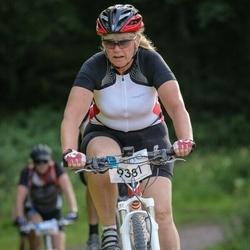 Cycling 94 km - Ann-Mari Johansson (9381)