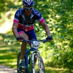 Cycling 94 km - Christer Mononen (2446)