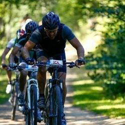 Cycling 94 km - Fredrik Moqvist (3192)