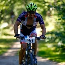 Cycling 94 km - Henrik Melin (4468)