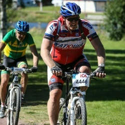 Cycling 94 km - Daniel Fornell (4446)