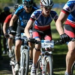 Cycling 94 km - Carl Ryttsén (5475)