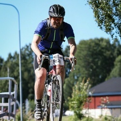 Cycling 94 km - Andreas Engström (5822)