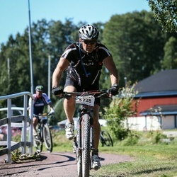 Cycling 94 km - Christer Gran (5228)
