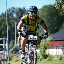 Cycling 94 km - Danne Wallin (5605)