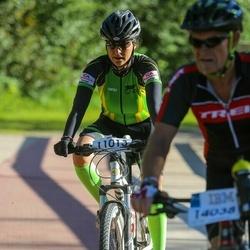 Cycling 94 km - Elisabeth Hansson (11013)