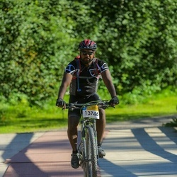 Cycling 94 km - Andreas Bodelsson (13746)
