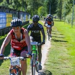 Cycling 94 km - David Lindvall (6823)
