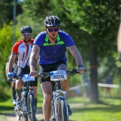 Cycling 94 km - Alexander Johansson (6210)