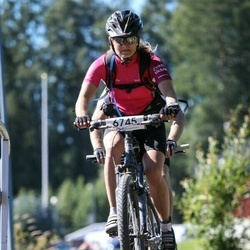 Cycling 94 km - Erika Norenäs (6745)