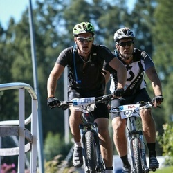 Cycling 94 km - Henrik Rombin-Frost (7167), Erik Augustsson (8721)