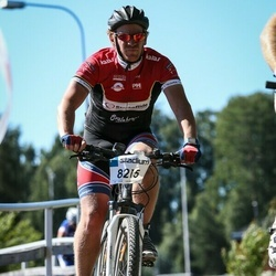 Cycling 94 km - Anders Engman (8215)