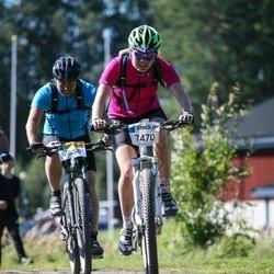 Cycling 94 km - Caroline Glännerud (7470)