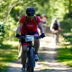 Cycling 94 km - Jennie Dahlman (6131)
