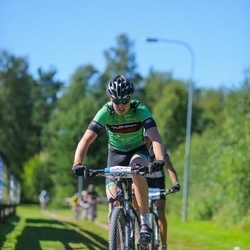 Cycling 94 km - Adam Svensson (3106)