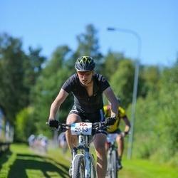 Cycling 94 km - Daniel Ekman (2553)