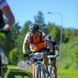 Cycling 94 km - Henrik Baltzari (3137)
