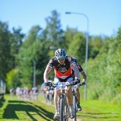 Cycling 94 km - Björn Gåård (3163)