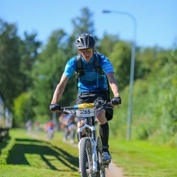 Cycling 94 km - Elias Sandvik (3365)