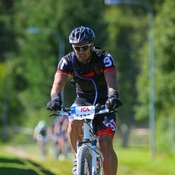 Cycling 94 km - Donny Friberg (3433)