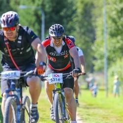 Cycling 94 km - Christoffer Gustafsson (5314)