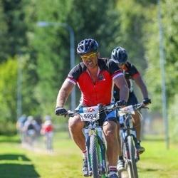 Cycling 94 km - Erik Mattson (5994)