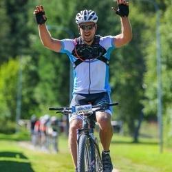 Cycling 94 km - Johan Eriksson (5613)