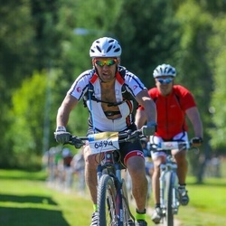 Cycling 94 km - Andreas Björkman (6494)