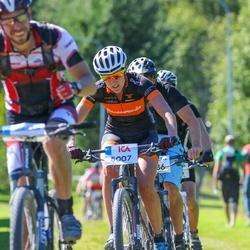 Cycling 94 km - Cecilia Jessen (5007)