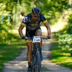 Cycling 94 km - Robin Vesterberg (1149)