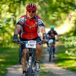 Cycling 94 km - Samuel Hopstadius (1341)