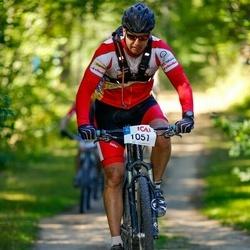 Cycling 94 km - Carl-Fredrik Johansson (1051)