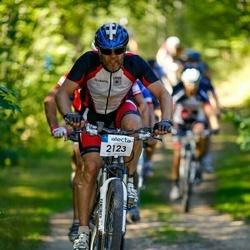 Cycling 94 km - Niclas Nyman (2123)