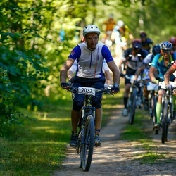 Cycling 94 km - Magnus Karlsson (2037)
