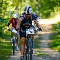 Cycling 94 km - Helena Enqvist (1600)