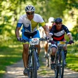 Cycling 94 km - Alexander Eriksson (2045)