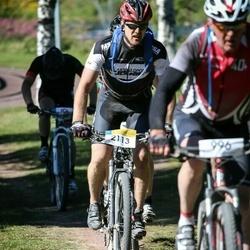 Cycling 94 km - Henrik Sedin (2113)
