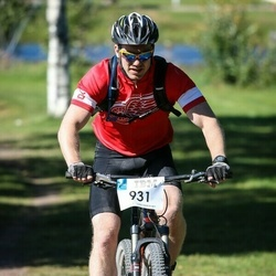 Cycling 94 km - Daniel Bixo (931)