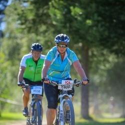 Cycling 94 km - Carina Thylen (9400)