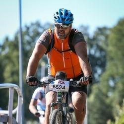 Cycling 94 km - Fredrik Wennberg (8524)