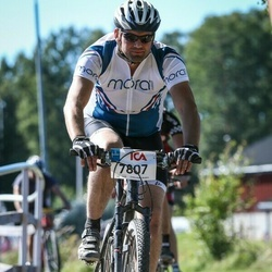 Cycling 94 km - Roy Sveen (7807)