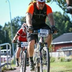 Cycling 94 km - Christer Flognfeldt (9387)