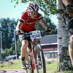 Cycling 94 km - Anders Sirsjö (8182)